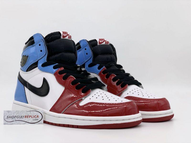 giày Air Jordan 1 Retro High Fearless UNC Chicago
