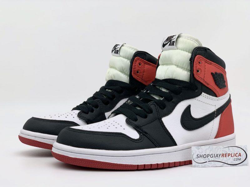 Air Jordan 1 Retro High Satin Black Toe Rep 1:1