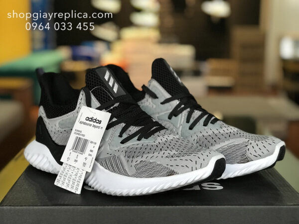 giày adidas alphabounce xam khoi replica