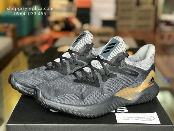 giày adidas alphabounce xam vang replica