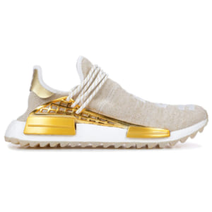 Pharrell x Adidas NMD Hu china gold happy replica