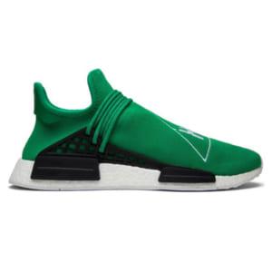 giày adidas nmd human race green replica
