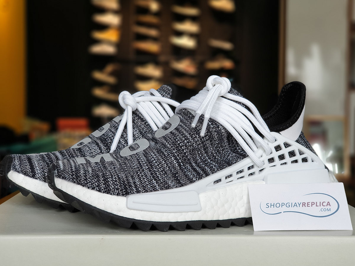 giày adidas nmd hu trail cloud moon tr replica