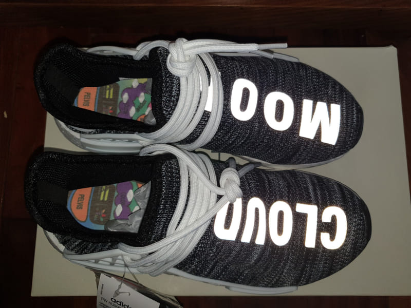 giày adidas nmd hu trail cloud moon tr replica