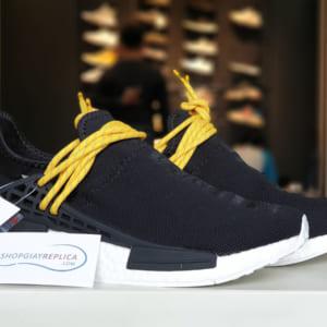 giày adidas nmd human race black replica