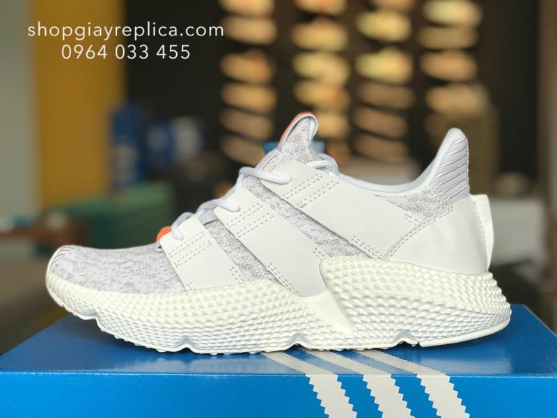 giày adidas prophere trang xam replica