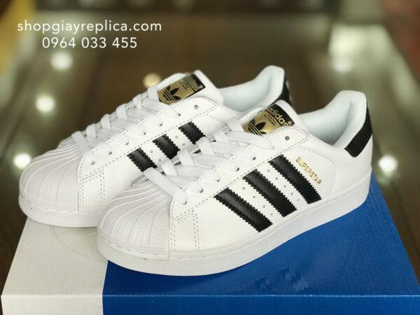 giày adidas super star den replica