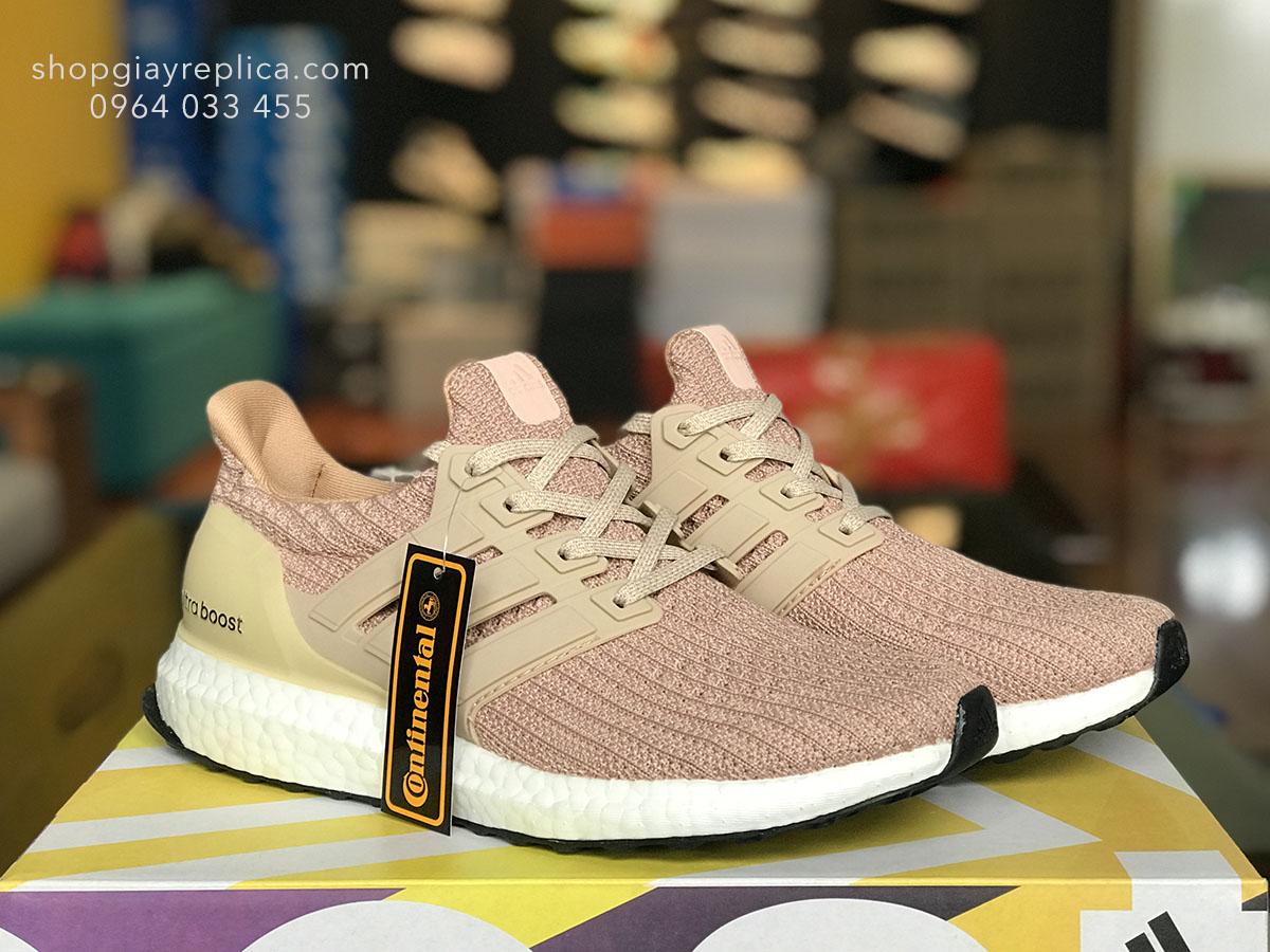 giày adidas ultra boost 4.0 hồng replica