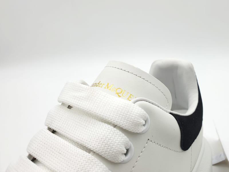 giày alexander mcqueen trang got den sieu cap