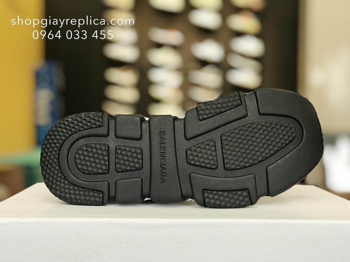 giày balenciaga speed trainer black replica