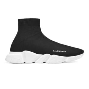 giày balenciaga speed trainer den trang sieu cap
