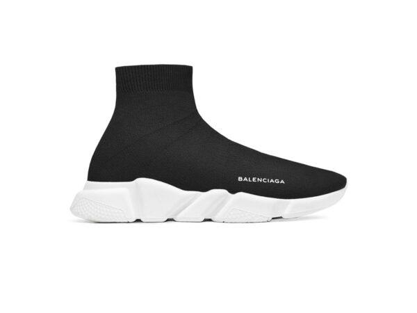 giày balenciaga speed trainer den trang replica