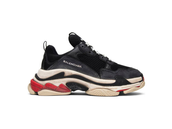 balenciaga triple s den do replica