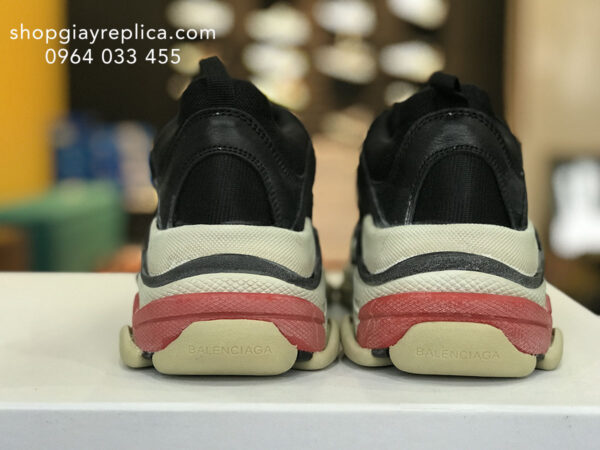 giày balenciaga triple s do den replica