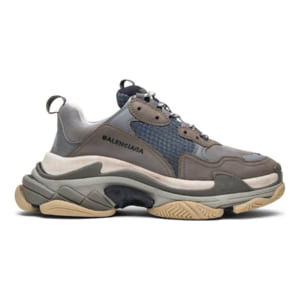 giày balenciaga triple s grey replica