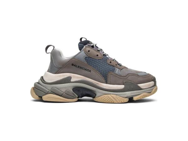 giày balenciaga triple s grey replica