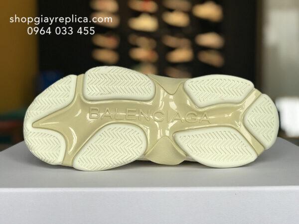 giày balenciaga triple s trắng