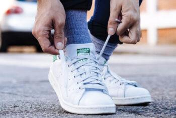 5 cách thắt dây giày thể thao Adidas, Nike đơn giản lại cực đẹp