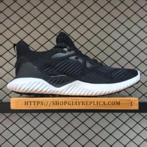 giay adidas alpha bounce den