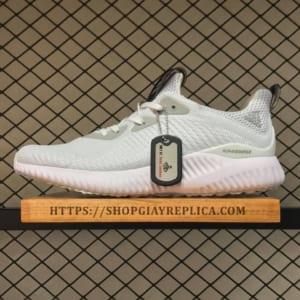 giay adidas alpha bounce trang