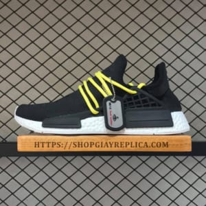 giay adidas human race day vang