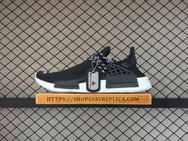 giay adidas human race đen