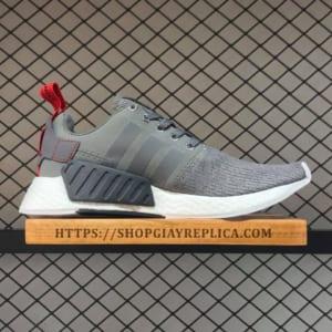 giày adidas nmd r1 xám