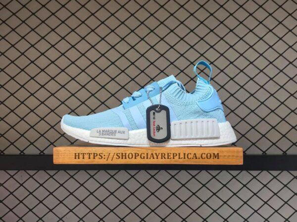 giày adidas nmd r1 xanh ngọc