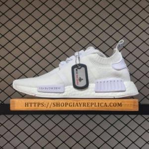 Giày Adidas NMD R1 trắng sữa