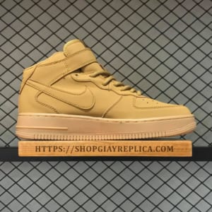 giay nike air force 1 mau vang