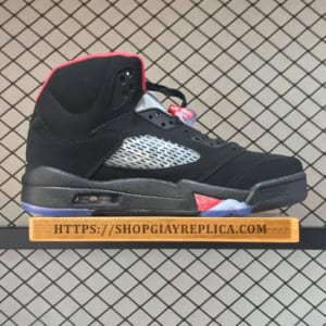 giay nike air jordan den got tim