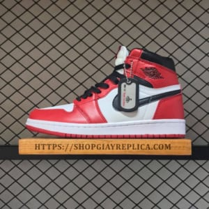 giay nike air jordan do