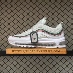 giay nike air max 97 undefeated trang