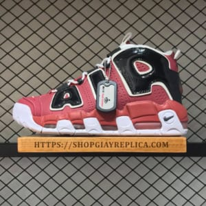 giay nike air uptempo do den