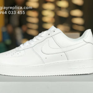 giày nike air force 1 white replica