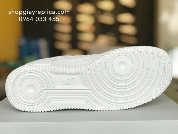 giày nike air force 1 white replica