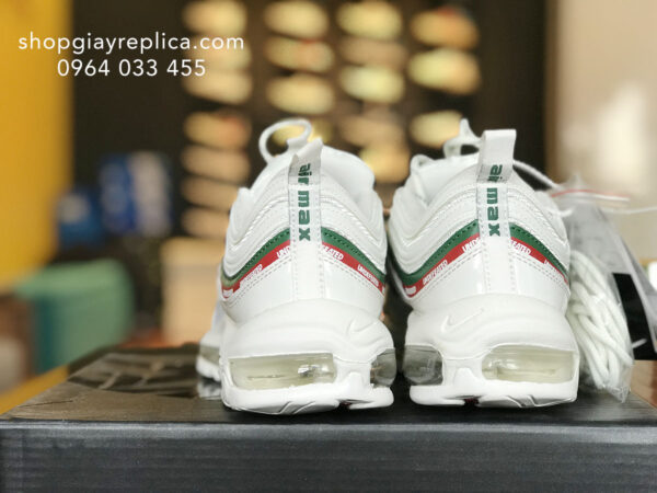 nike air max 97 undefeated white replica