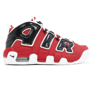 giày nike air uptempo do den replica