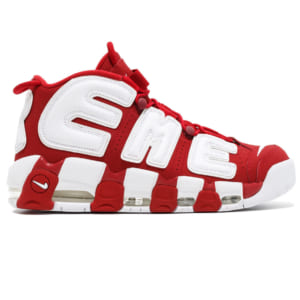 giày nike air uptempo supreme do trang replica