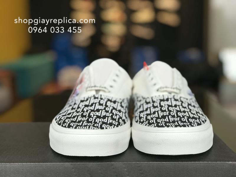 giày vans fear of god replica