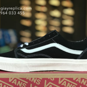 giày vans old school trainer black replica