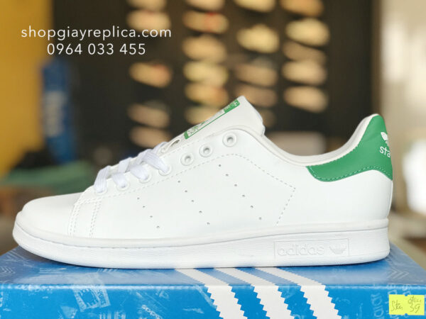 giày adidas stan smith got xanh replica