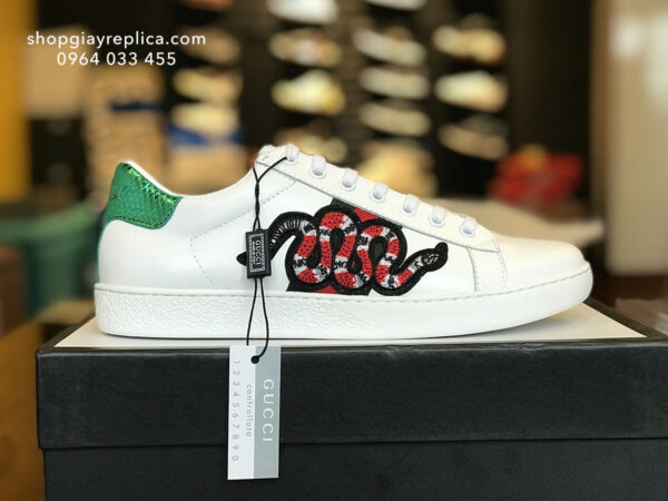gucci snake replica