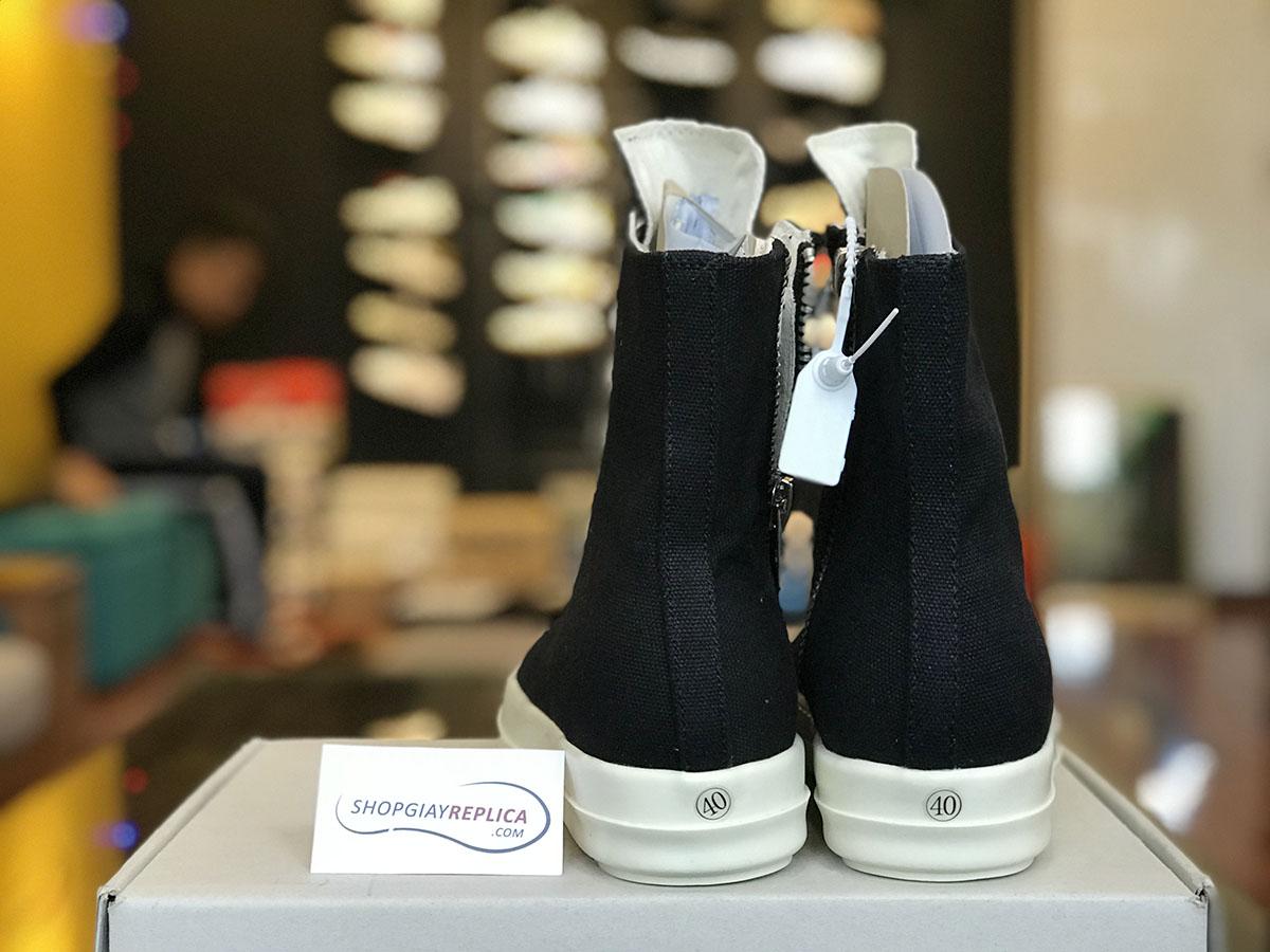 Giày Rick Owens DRKSHDW high replica