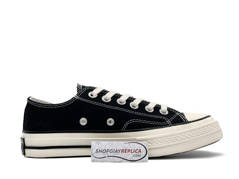 Converse Chuck 1970s low black