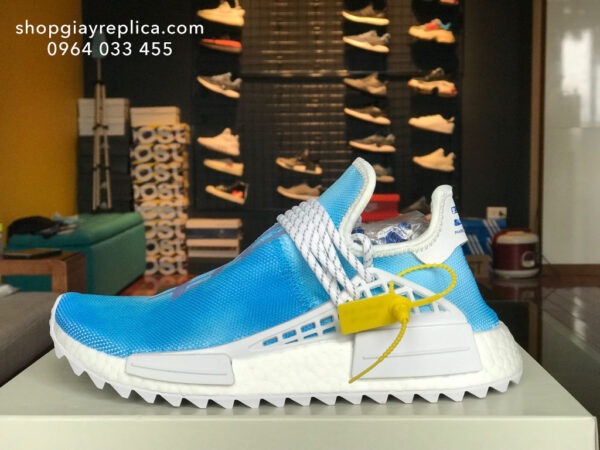 Pharrell x Adidas NMD Hu Trail Peace replica