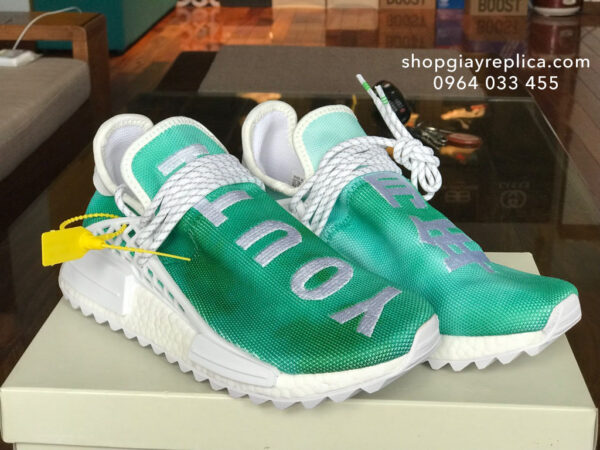 Pharrell x Adidas NMD Hu Trail youth replica