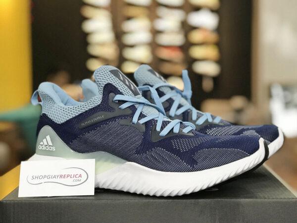 giay adidas alphabounce xanh ghi replica