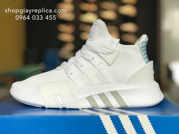 giày adidas eqt trắng replica