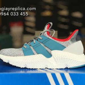 giày adidas prophere xam xanh replica